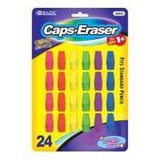 Neon Eraser Top (Set of 24)