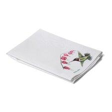 Garden Hummingbird Hand Towel (Set of 2)