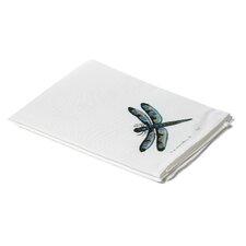 Garden Dragonfly Hand Towel (Set of 2)
