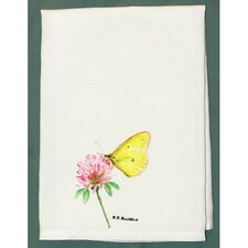 Butterfly Sulphur Hand Towel (Set of 2)