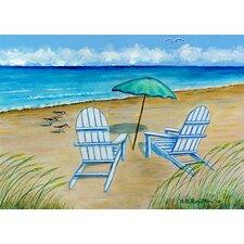 Garden Adirondack Chairs Doormat