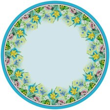 Florals Round Tablecloth