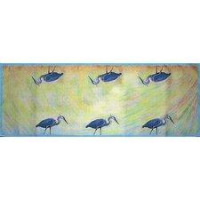 Heron Table Runner