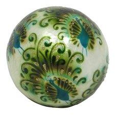 Peacock Ball (Set of 2)