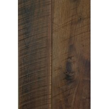 "5-1/6"" Solid Bamboo Hardwood Flooring in Walnut"
