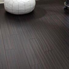 """4"""" Engineered Bamboo Hardwood Flooring in Ebony"""