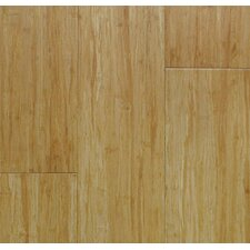 "3-5/8"" Solid Bamboo Hardwood Flooring in Natural"