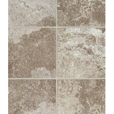 "3 Piece Grouted Style 12"" x 36"" x 4mm Luxury Vinyl Tile in Villa Bronze"