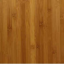 "Carbonized 5-13/25"" Bamboo Hardwood Flooring in Natural"