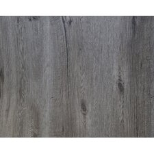 "Slate Engineered 9"" x 71"" x 6.1mm Luxury Vinyl Plank with WPC Core"