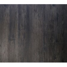 "Smoked Engineered 9"" x 71"" x 6.1mm Luxury Vinyl Plank with WPC Core"