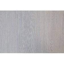 "Chalet 8-47/50"" Solid Bamboo Hardwood Flooring in Light Grey"