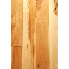 "Old Growth 5"" Solid Bamboo Hardwood Flooring in Maple"