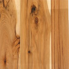 "Old Growth 5"" Solid Bamboo Hardwood Flooring in Hickory"