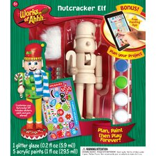 Works of Ahhh Nutcracker Elf