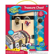 Works of Ahhh Treasure Chest Painting Set