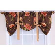 "Charlotte Tie up 50"" Curtain Valance"