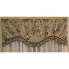 """Shabby Elegance 50"""" Curtain Valance"""