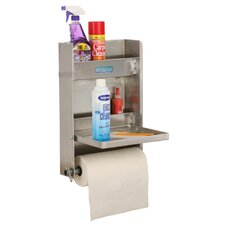"Storage Solutions Single Cabinet 20"" H 2 Shelf Shelving Unit Starter"