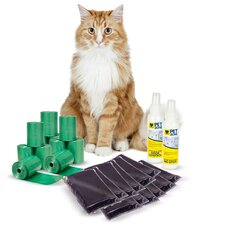 Smart Scoop Cat Litter Box Accessories Kit