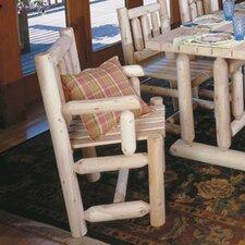 Cedar Captain's Dining Arm Chair