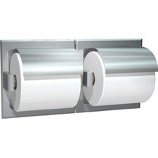 Surface Mounted Double Toilet Paper Dispenser