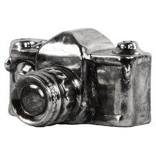 1976 Asahi Pentax Spotmatic Camera Tarnished Sculpture