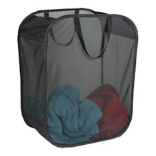 Laundry Micro Mesh Single Pop Up Hamper