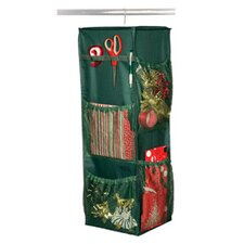 Holiday Revolving Giftwrap Organizer