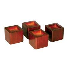 Bed Riser Lift Table Furniture (Set of 4)