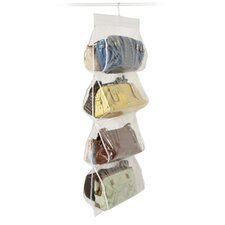 Clear Vinyl Purse Organizer