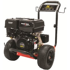 4000 PSI 4 GPM Cold Water Pressure Washer