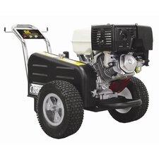 3500 PSI 4 GPM Cold Water Belt Drive Cat Pump Pressure Washer