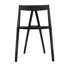Milan Armless Stacking Chair