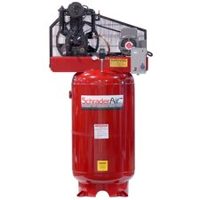 80 Gallon Professional Series 2 Stage 5HP Vertical Air Compressor