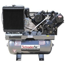 Compressor For The Service Industry Diesel Powered Air Compressor