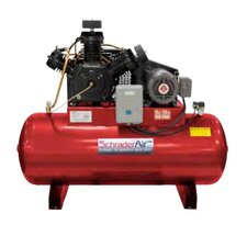 Professional Series 2 Stage Horizontal Air Compressor