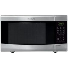 1.6 Cu. Ft. 1100W Countertop Microwave in Stainless Steel