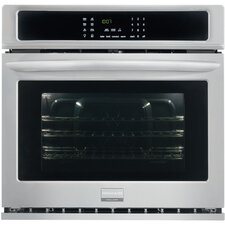 "Gallery Series 27"" Electric Single Wall Oven in Stainless Steel"