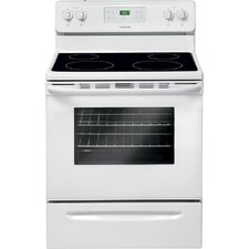 5 Cu. Ft Electric Range in White