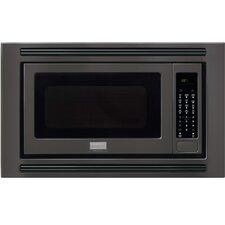 2.0 Cu. Ft. 1200W Built-In Microwave