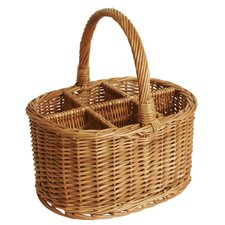 Willow Wine Basket