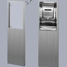 Xchanger for Xlerator Hand Dryer in Stainless Steel