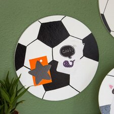 Soft Wood Soccer Corkboard