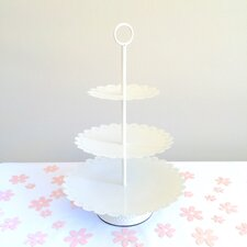 3-Tier Cupcake and Dessert Cake Stand