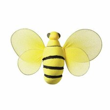 Bumble Bee 3D Wall Décor (Set of 2)