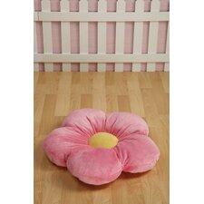Daisy Ultra Soft Boa Floor Pillow