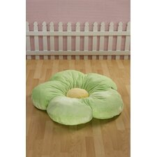 Daisy Ultra Soft Boa Floor Pillow