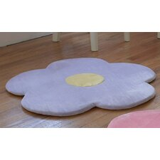 Daisy Flower Kids Rug