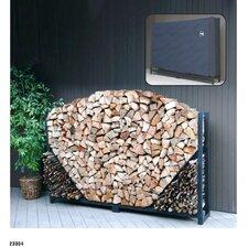 Steel Firewood Rack